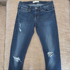 EUC Fly Monkey Skinny Jeans Size 26.